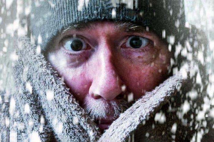 Почему на морозе лицо не мерзнет как другие части тела