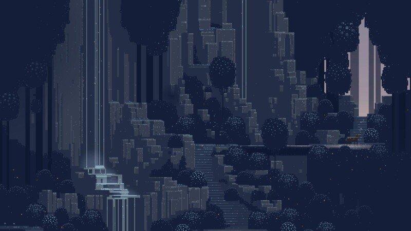 Разные картинки в стиле пиксель-арт
