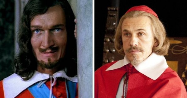 Литературные герои в кино в исполнении отечественных и зарубежных актеров