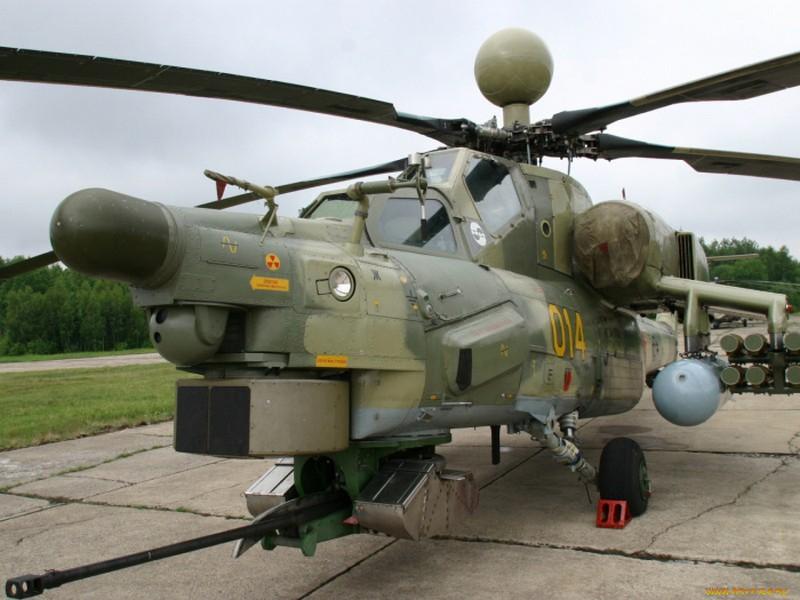 Самые быстрые среди военных вертолетов в мире