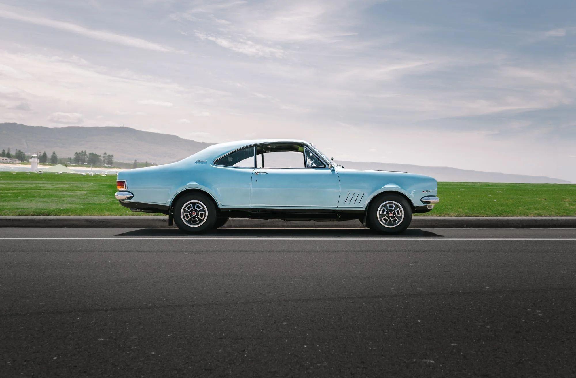 Holden Monaro GTS 1971: австралийский взгляд на Ford Mustang