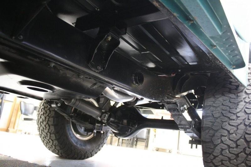 Toyota Land Cruiser FJ40 после тщательной реставрации