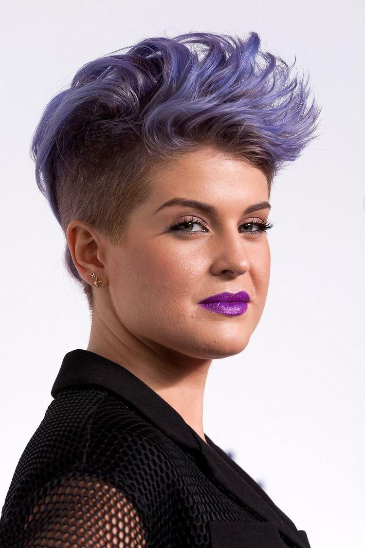 Идеальные женские причёски знаменитостей для круглого лица