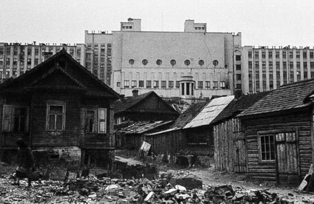 Редкие исторические снимки прошлых лет