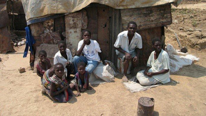 Бедные страны Африки с колоссальнами запасами природных ресурсов