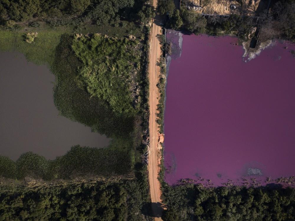 Удивительные снимки покажут наш мир сверху