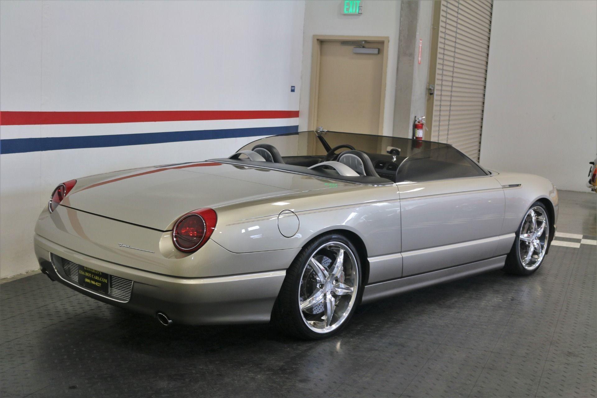 Ford Speedbird 2002 года от ателье Чипа Фуза