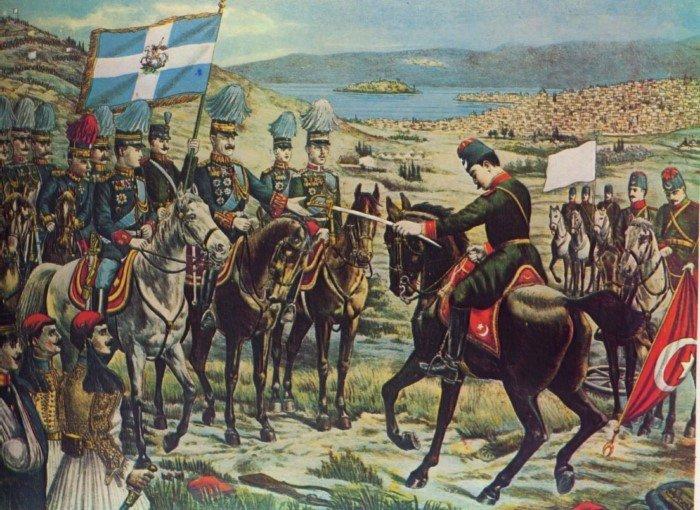Почему Балканы называют пороховой бочкой Европы?