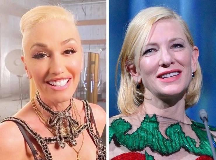 Снимки пар знаменитостей, которые являются ровесниками