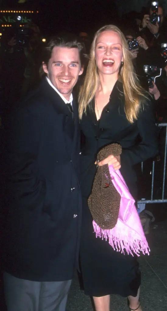Пары знаменитостей, которые встречались в 1999 году