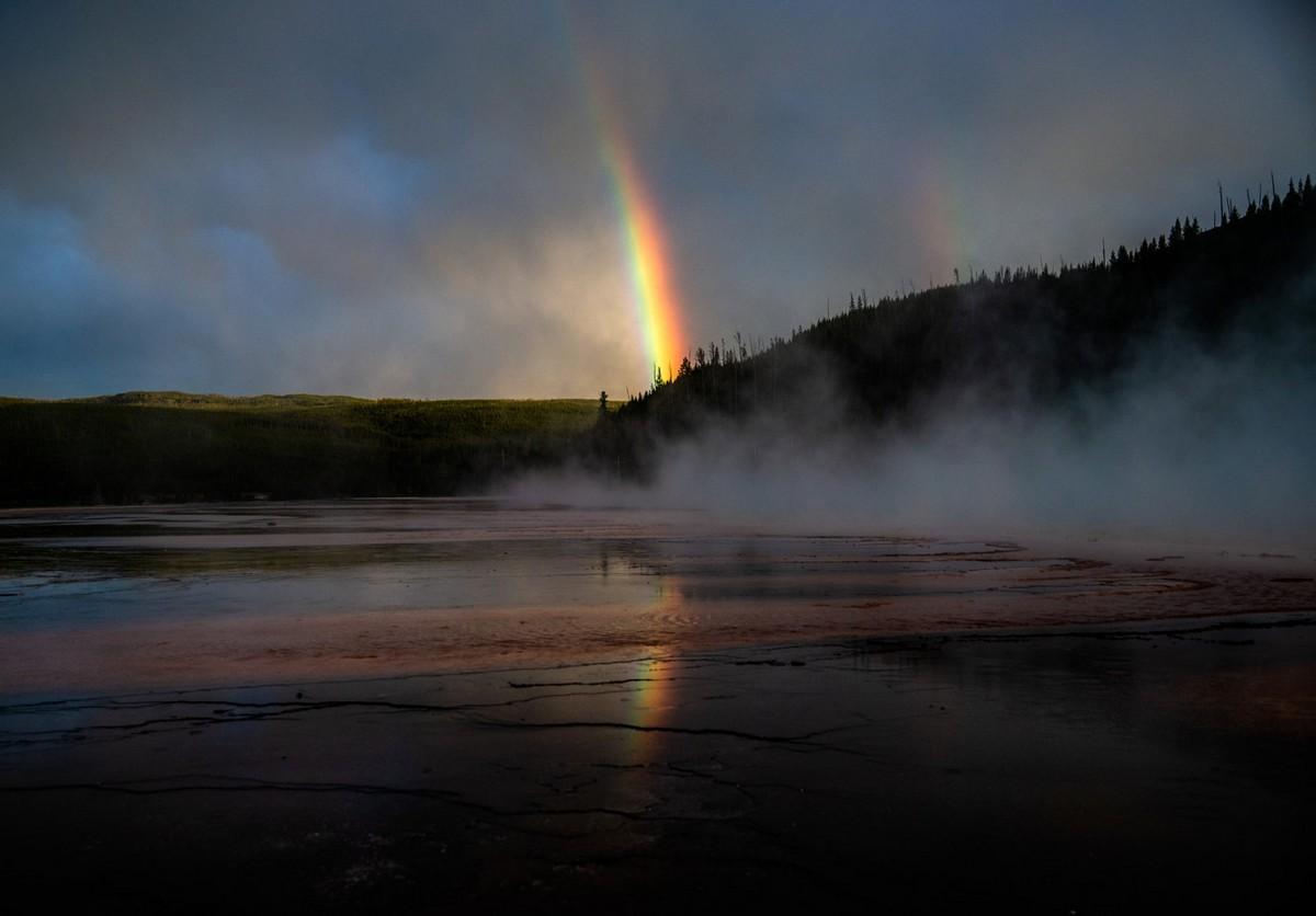 Красоты национальных парков США от Навида Барати