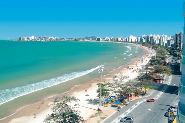 Опасные пляжи Гуарапари с радиоактивным песком