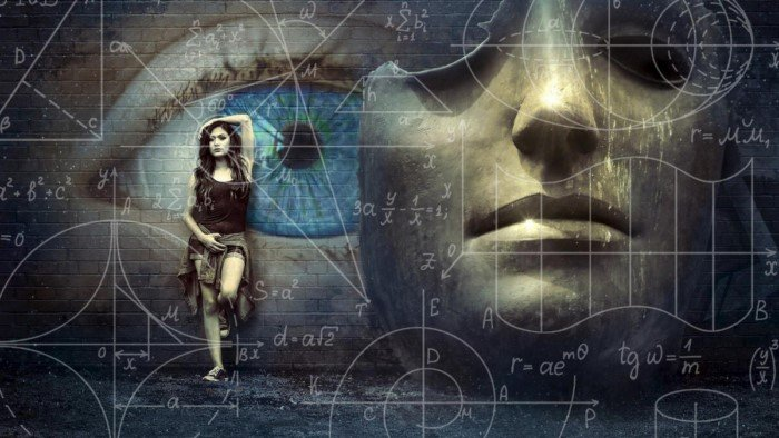 Какие математические принципы заложены в идеал красоты?