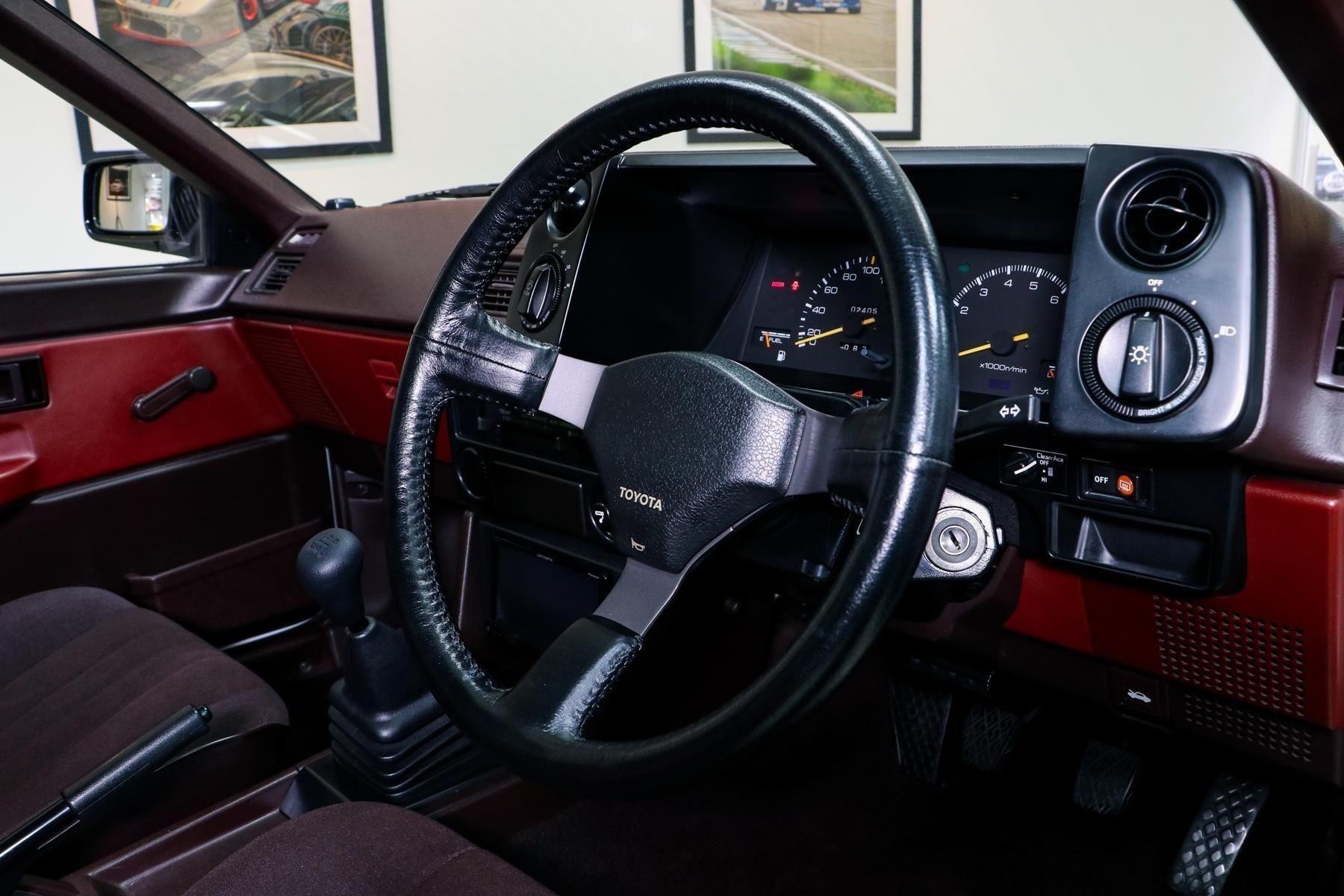 Культовая Corolla AE86 продается в Великобритании