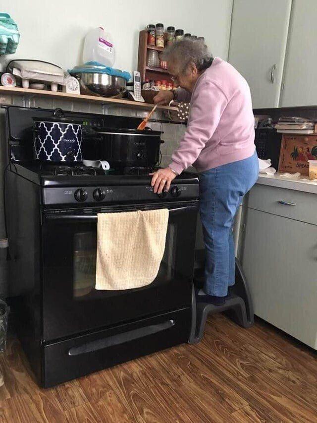 Бабушки и тот случай, когда старость в радость