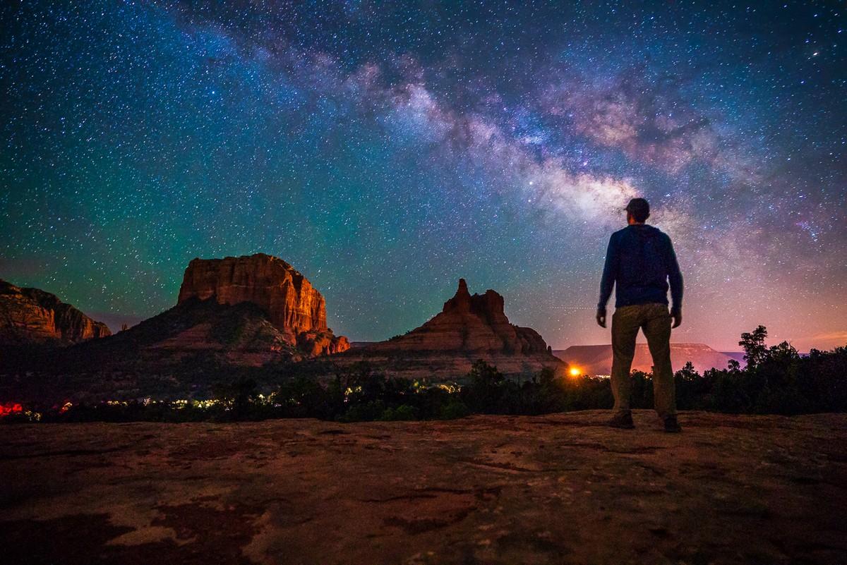 Захватывающие пейзажи Аризоны от Джона Ллойда