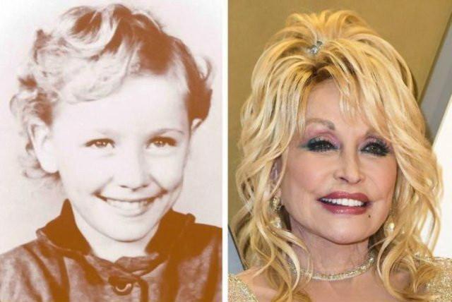 Знаменитости на снимках задолго до того, как они стали известными