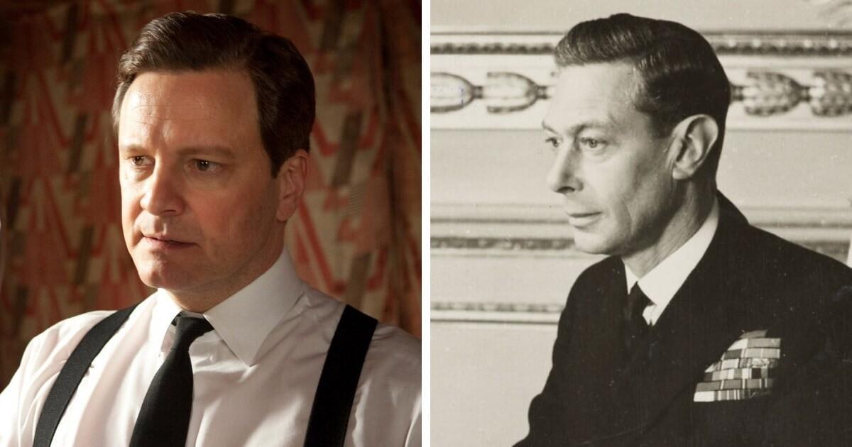 Актеры, которые получили Оскар за воплощение исторических персонажей