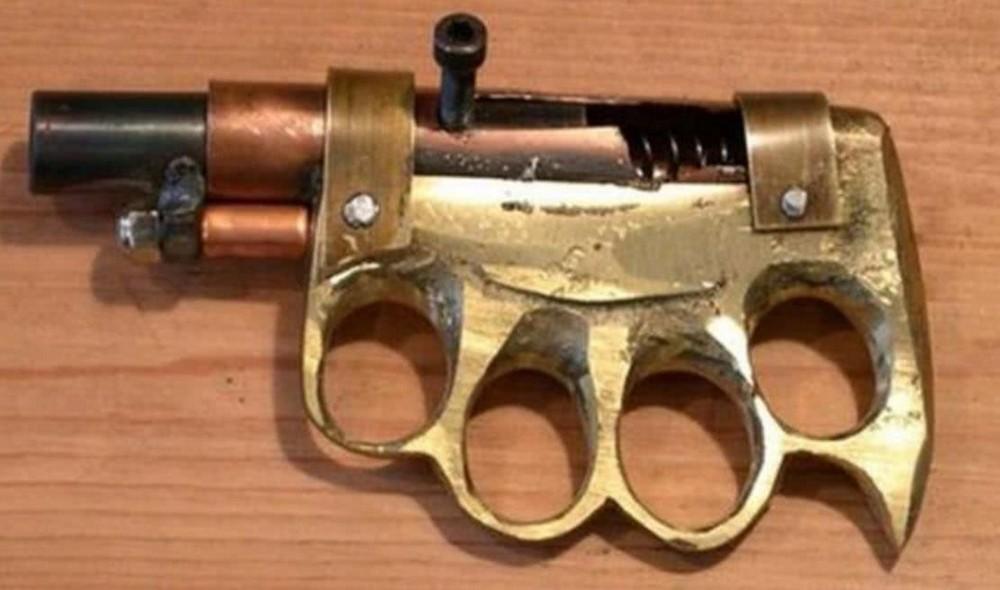 Подборка снимков со странным и необычным оружием