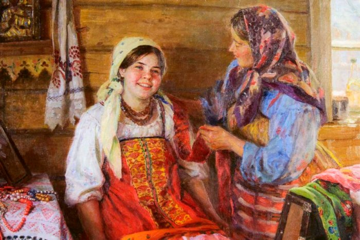 Как русские женщины обманывали своих мужей?