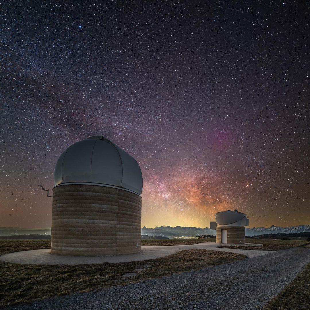 Впечатляющие ночные снимки от Бенджамина Бараката