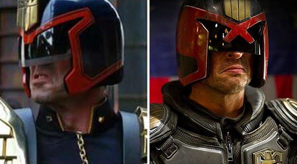 Как за годы изменилась внешность супергероев из фильмов