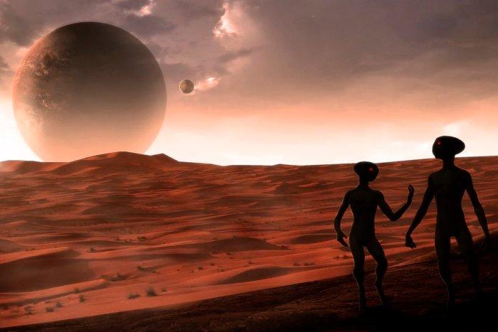 Как бы выглядели люди, если бы жили на других планетах?