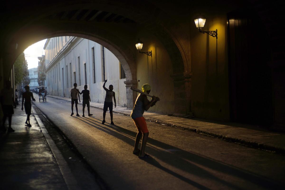 Повседневная жизнь на Кубе
