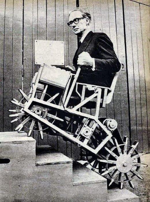 Удивительные устройства и изобретения на разные случаи жизни