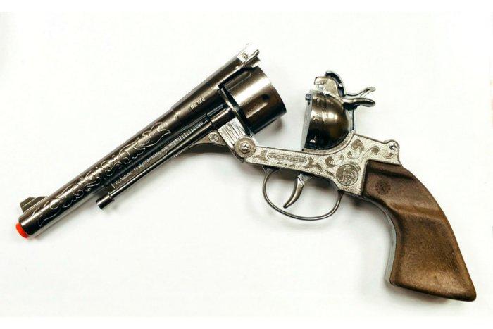 Для чего ковбои заряжали 5 патронов в 6-ти зарядные револьверы?