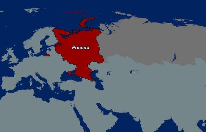 А если бы Россия никогда не осваивала Сибирь?