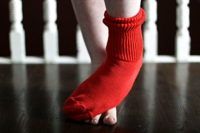 Куда c точки зрения науки пропадает второй носок после стирки?