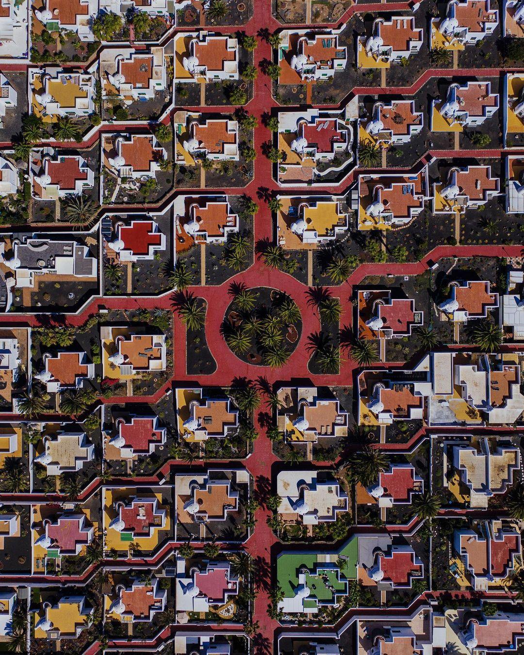 Впечатляющие аэрофотоснимки от Уилла Чейни