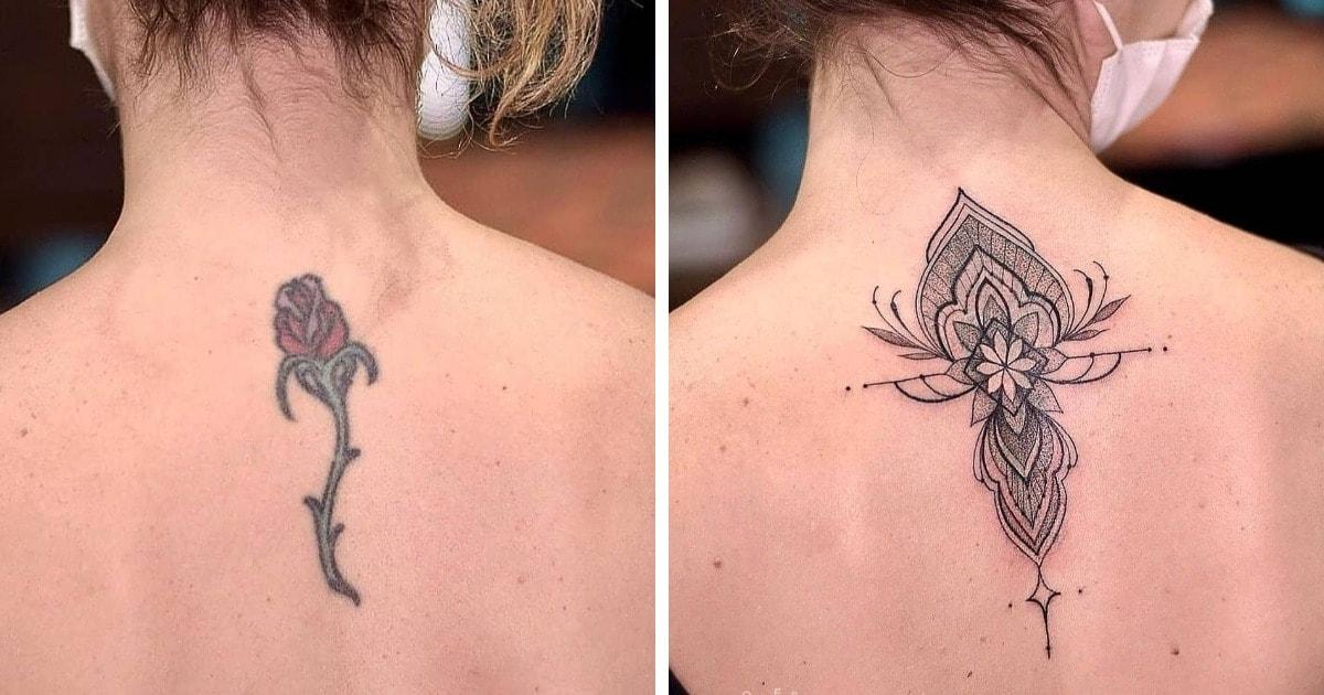 Тату-мастера перекрыли крайне неудачные татуировки клиентов