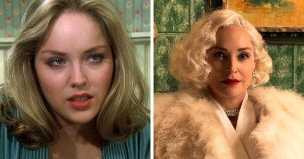 Советские и зарубежные актрисы в одних из первых и последних ролей