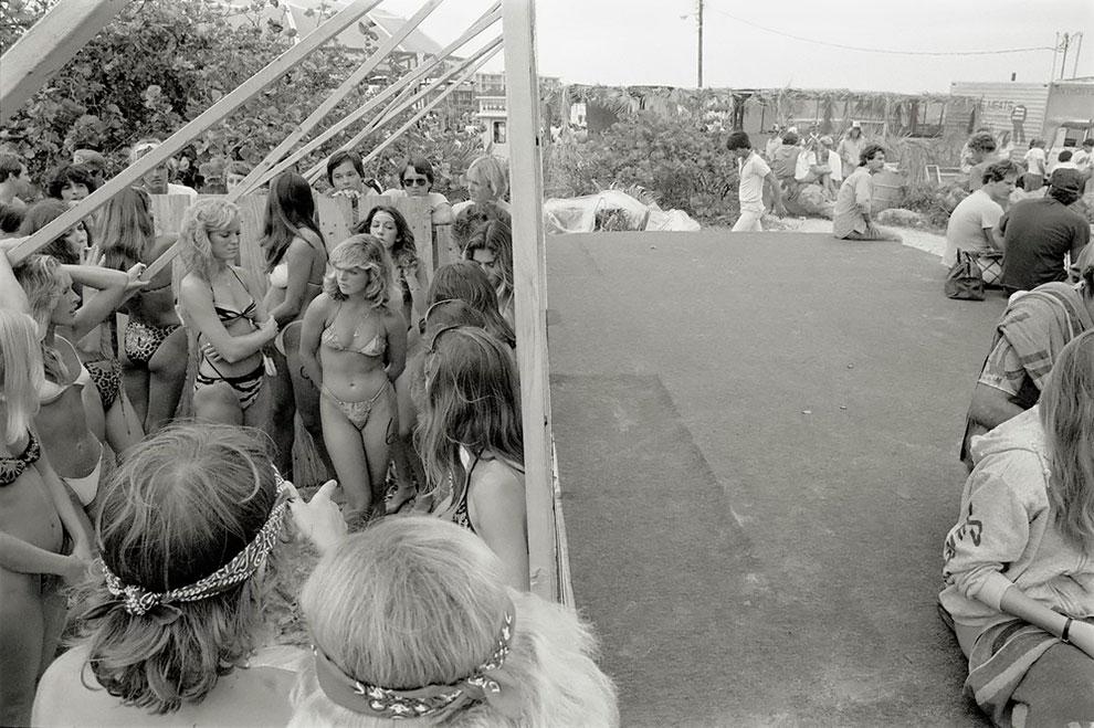 Ретро-снимки весенних каникул во Флориде в 80-е годы