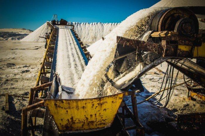 Почему в древности поваренная соль ценилась выше золота?