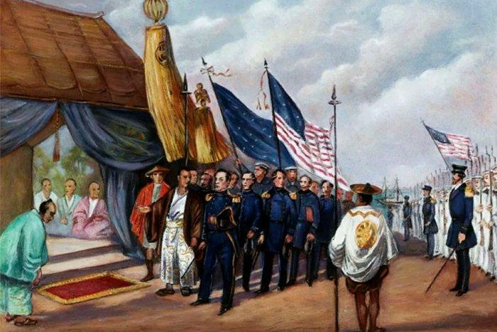 Почему японцы не открыли Америку раньше европейских путешественников?