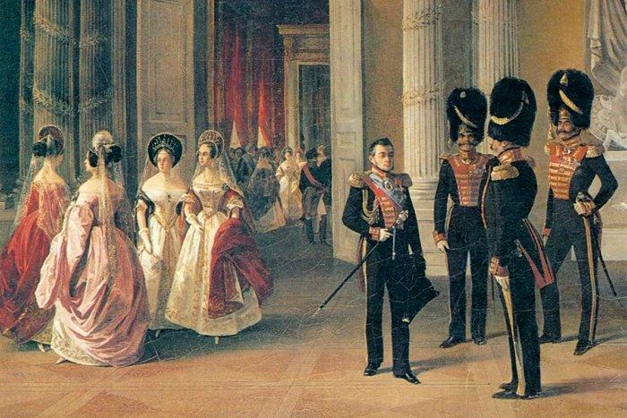 Какие фамилии носили только дворяне?