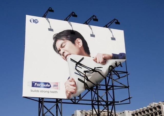 Креативные рекламные идеи, которые заставили конкурентов понервничать