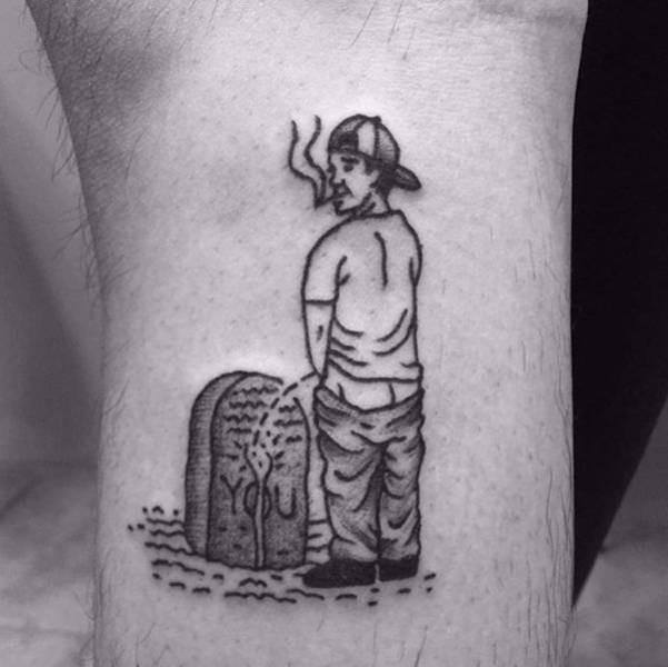 Неудачные татуировки, которые можно было не делать
