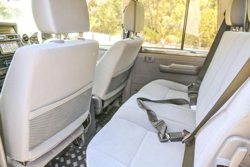 Шестиколесная модификация Toyota Land Cruiser 70
