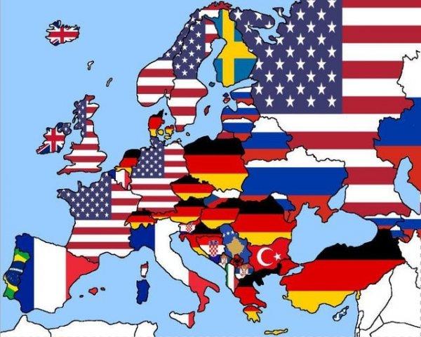 Занимательные карты и географические факты
