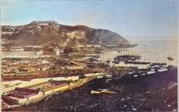 Зачем Российская империя выкупила у Китая небольшой город Порт-Артур?