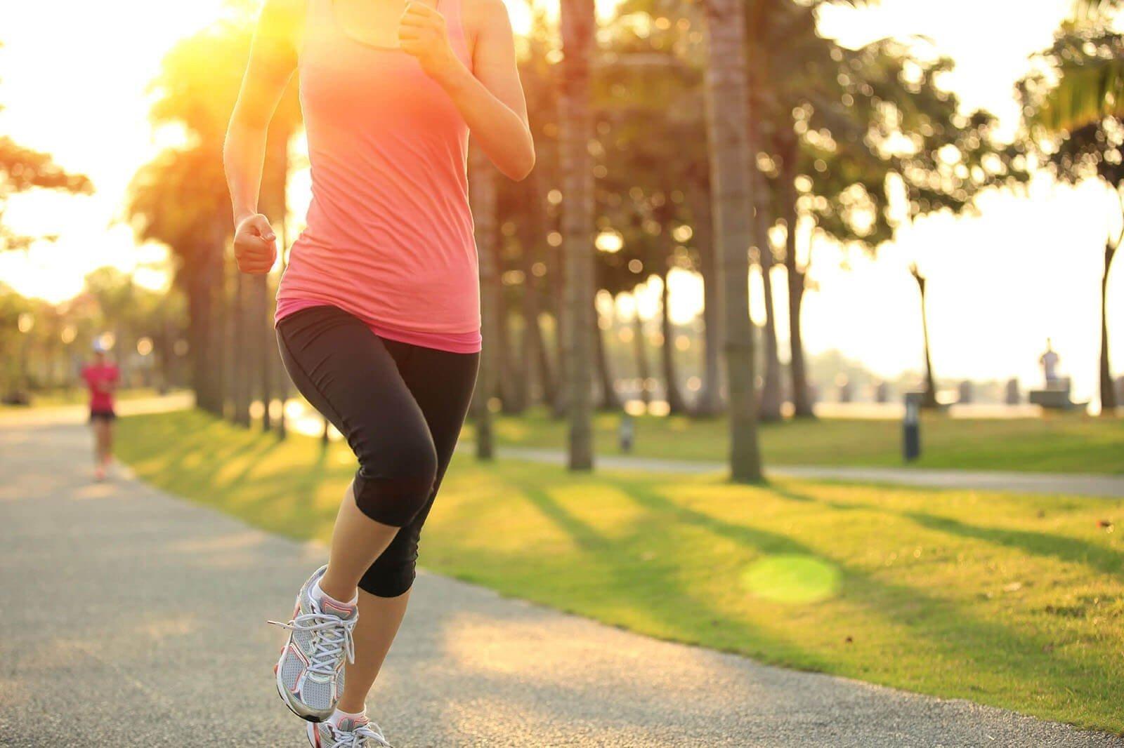 А вам нравится бегать по утрам?