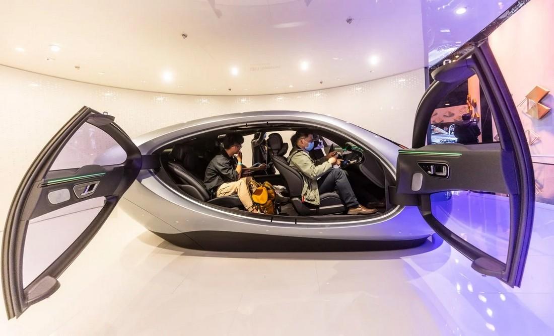 Международная выставка автомобилей Auto Shanghai 2021