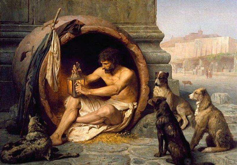 Причудливые сексуальные вещи, которые делали древние греки