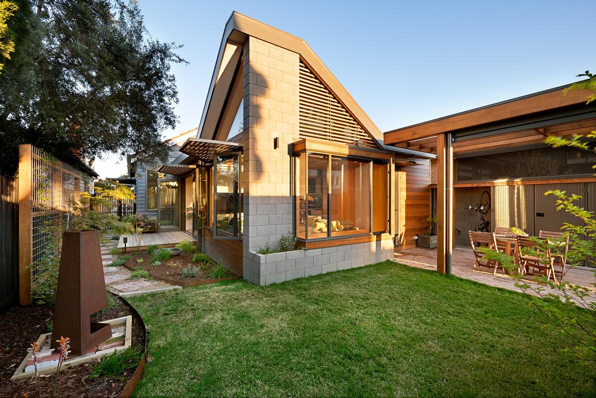 Современный энергоэффективный дом в Австралии