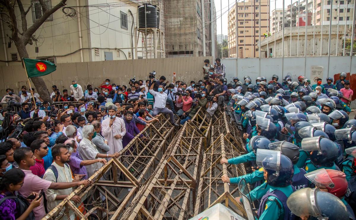 Повседневная жизнь в Бангладеш
