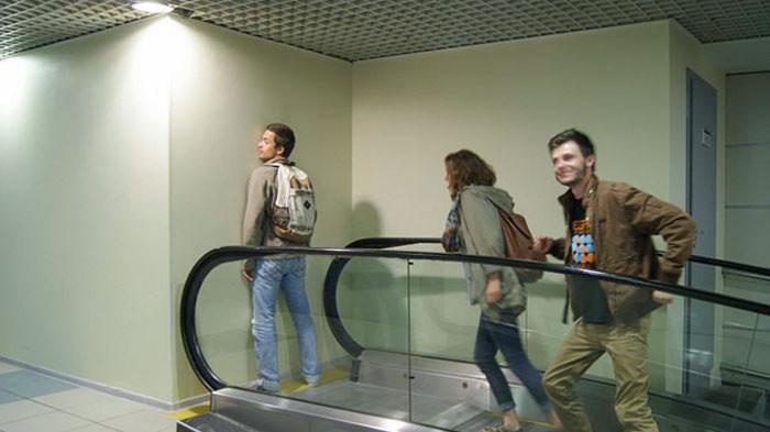 Странные и нелепые лестницы от криворуких создателей